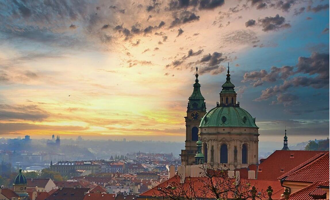 Prague city of hundered spires
