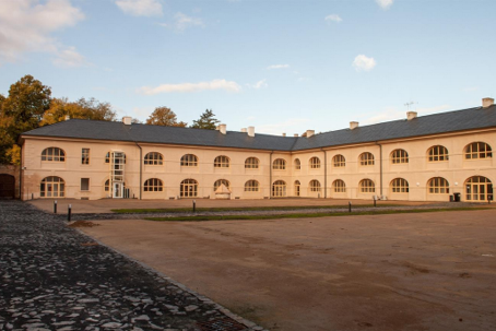 Terezín Fortress was also a concentration camp during World War II and now a popular day tour for visitors.