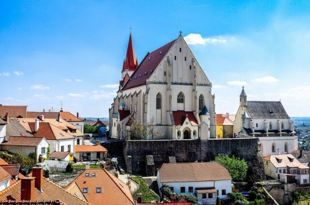 Znojmo, Moravia, southern Czech Republic.